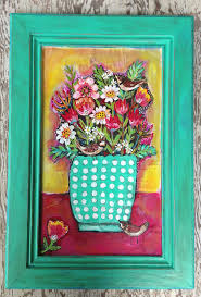 floral painting gift for mom shabby chic wall art on etsy 120 00 on shabby chic wall art pinterest with floral painting gift for mom shabby chic wall art on etsy 120 00