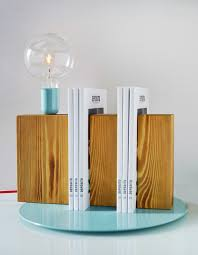 Stand By Me Mint Wooden Table Lamp