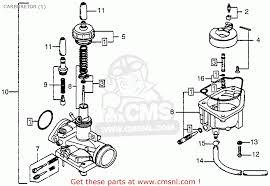 honda nc50 engine diagram honda wiring diagrams