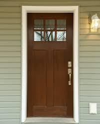 craftsman style front doorsCraftsman Style Front Door  Wayne Homes  Flickr