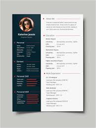 Free Resume Template Builder Mesmerizing Free Resume Builder No Charge New Template Creative Resume Templates