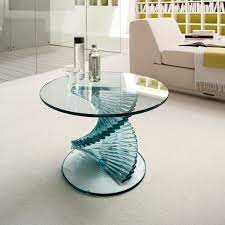 spiral side table in london