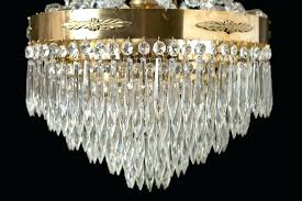 antique cut glass faceted cut glass crystal chandelier circa vintage cut glass ships decanter