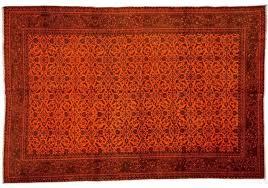 overdyed rug kayseri 6 3 x 9 6 feet