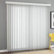 3 ½ premium smooth vertical blinds