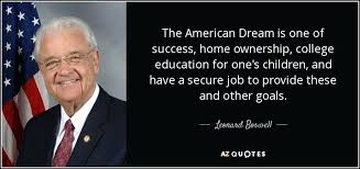The American Dream Quotes