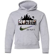 Nike Fortnite Just Play It Youth Hoodie