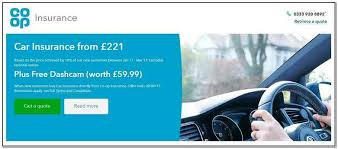 Drivers Insurance Quote Interesting Co Op Young Drivers Insurance Quote BETTER FUTURE