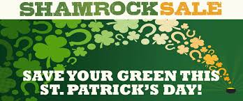 St Patrick's Day Deals | INFINITI OF TAMPA