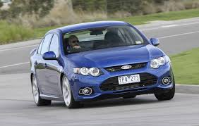 2012 Ford Falcon XR6 Turbo FG MkII |
