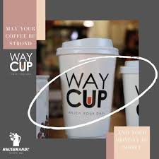 WAY CUP <b>enjoy your day</b> - Home   Facebook