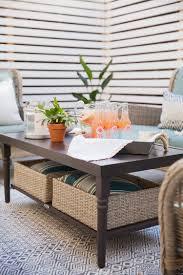 concrete slab patio makeover.  Patio Budget Patio Makeover Thatu0027s RenterFriendly On Concrete Slab