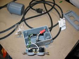 garden endeavors here is the wiring necessary for the mercury float switch