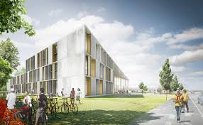 c f m oslash ller architects middot herningsholm vocational school middot divisare