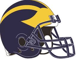 Small Picture University Of Michigan Football Coloring Pages Coloring Pages