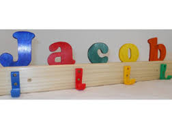 Name Coat Rack Kids Coat Rack Etsy 52