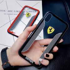 Shop ferrari phone cases created by independent artists from around the globe. Beautiful Car Logo Phone Case Clear Ferrari Porsche Case For Iphone X 8 8plus 7 Car Logo China Manufacturer Mobile Phone Accessories