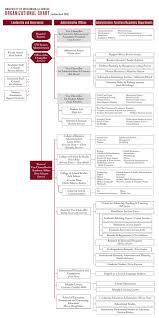 Organizational Chart Leadership And Governance