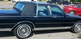 1989 Chevrolet Caprice Classic LS Brougham   Is. the caprice ...