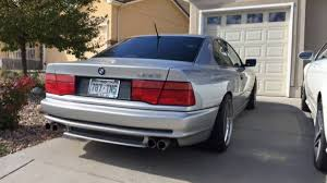 For $21,500, Could This 1991 BMW 850i Six Speed Be Perfection?