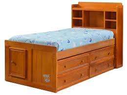 twin bed with storage and bookcase headboard.  Storage Modern Twin Bed With Storage And Bookcase Headboard Awesome  Cmupark Inside