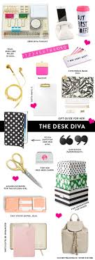 fun office supplies for desk. Great Collection Of Desk And Office Assessories. Love Kate Spade\u0027s Black White Polka-. Fun AccessoriesIpad Supplies For I