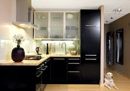 modern black kitchen cabinets. Contemporary Kitchen Modern Black Kitchen Cabinets And