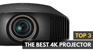 Best 4k Projector Of 2019