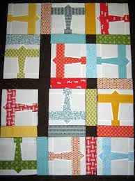 Best 25+ Airplane quilt ideas on Pinterest | Baby quilts for boys ... & Airplane Quilt Top Imagine making this with grandpa's shirts or ties for a  memory quilt for a little boy Adamdwight.com