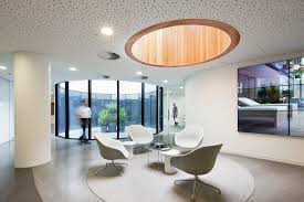 Office interiors melbourne Working Station Office Shannon Mcgrath Pinterest Brookfield Multiplex Melbourne Woods Bagot Archdaily