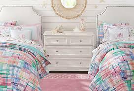 madras pink bedroom