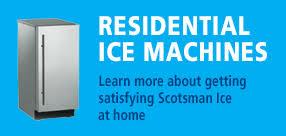 scotsman residential ice machine. Perfect Scotsman Banner  For Scotsman Residential Ice Machine C
