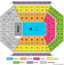 Dcu Center Tickets And Dcu Center Seating Chart Buy Dcu