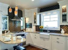 kitchen backsplash mirror tiles top flamboyant tile dark grey subway and white farmhouse sink design brown kitchen backsplash mirror tiles