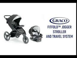graco fitfold jogger you