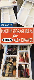 Best 25+ Makeup storage ideas on Pinterest | Makeup holder, Makeup  organization and Makeup vanity organization