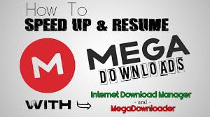 Get Faster Speeds Resumes From Mega Youtube