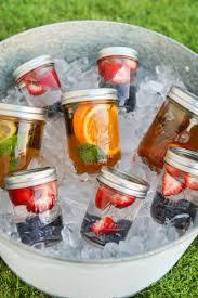 Decorating Mason Jars For Drinking DIY Mason Jar Teas Decor Charm Decor Charm 86