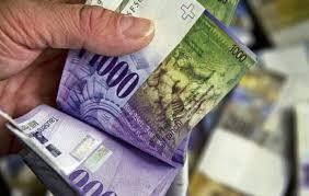 Euro franco svizzero EUR CHF: dal breve al medio termine, tutto punta ad  ulteriori rafforzamenti del franco - Proiezioni di Borsa