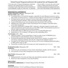 Sales Accountive Resume Example Cv Writing Curriculum Intended For