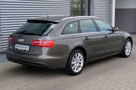 File:Audi A6 Avant 2.0 TDI Dakotagrau Seite.JPG - Wikimedia Commons