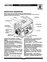 kw generac transfer switch wiring diagram kw wiring generac 4000exl generator owners manual 4 kw