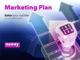 Marketing Plan Powerpoints Free Powerpoint Template Marketing Plan Presentation Free Download