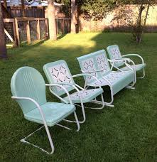 nifty metal patio chairs vintage f74x in creative interior decor