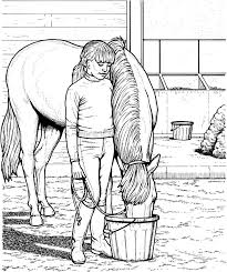 Small Picture 22 best adult color printables images on Pinterest Horse