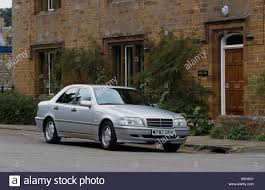 Mercedes Benz C Class. 1993 to 2001. C230. W202 Stock Photo ...