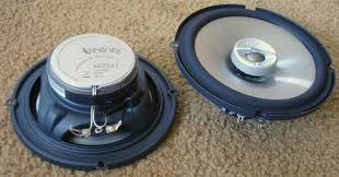 infinity car speakers. file:infinity reference 6022si 6.5inch car speaker angle view.jpeg infinity speakers