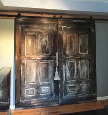 brian built barn doors. Barn Doors For A Nice Rustic Decor, Bedroom Ideas, Doors, Painting, Brian Built