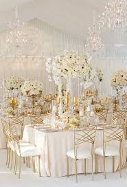 elegant decorations wedding table lights. Elegant All-White Country Club Wedding With Natural Greenery Decorations Table Lights