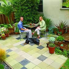 inexpensive patio designs. Cheap Patio Idea Sunset Inexpensive Designs E